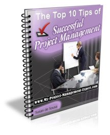 The Top 10 Tips of Successful Project Management Ebook
